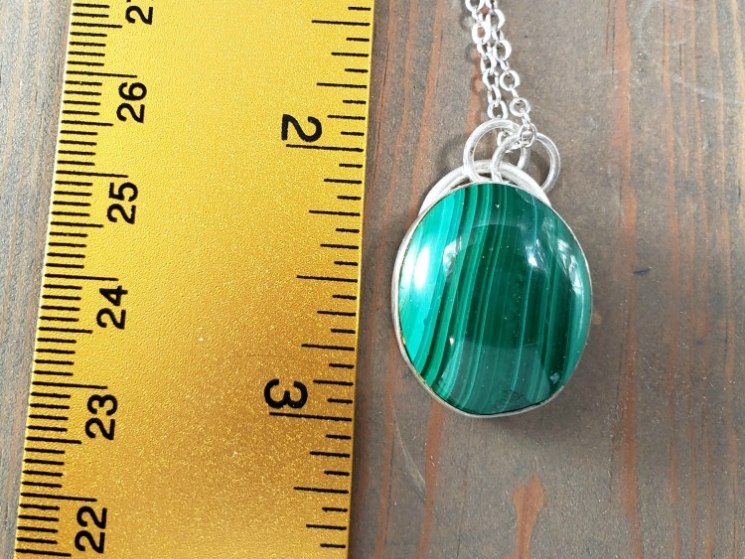 1 inch pendant necklace