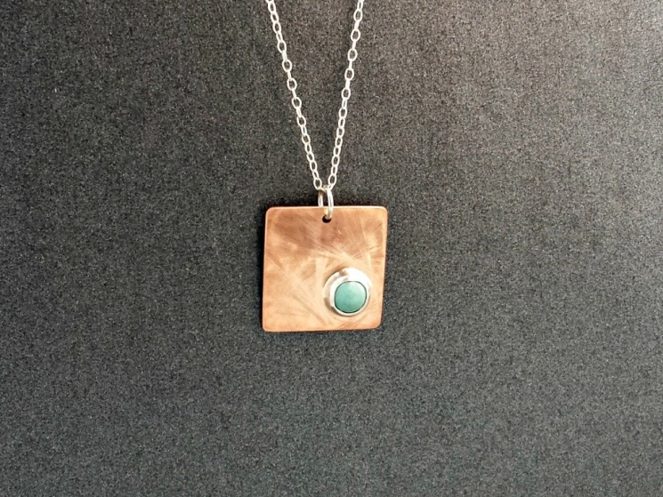 Turquoise Layering Necklace