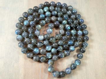 36 inch long bead necklace