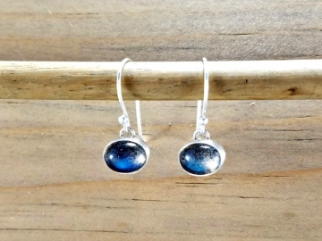 Elegant Labradorite Earrings