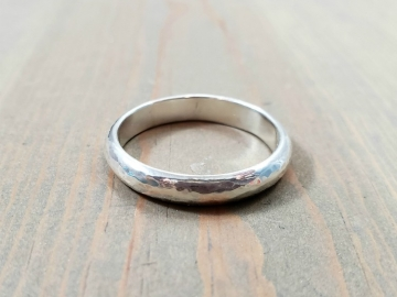 Rustic Texture Ring