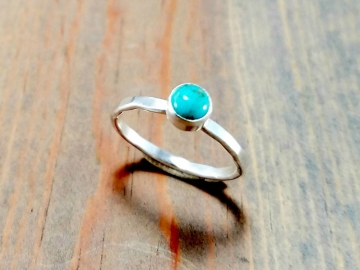 Turquoise Stackable Ring