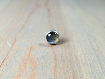 Single Earring - Labradorite