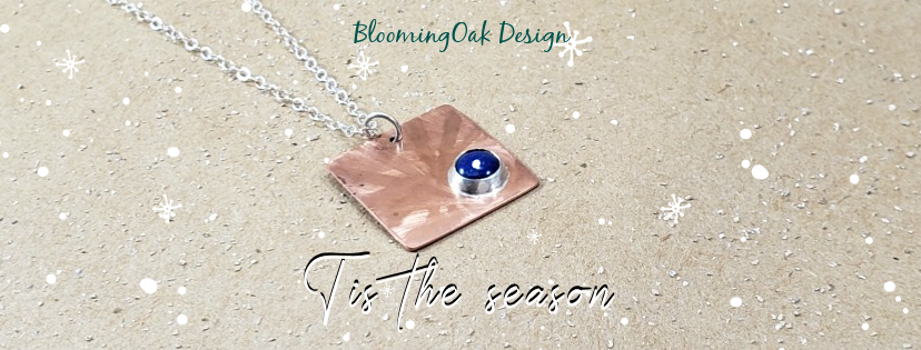 BloomingOak Design Jewelry - Holiday Gift Guide